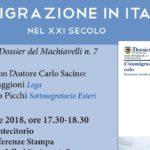 EVENTO | L'immigrazione in Italia nel XXI secolo